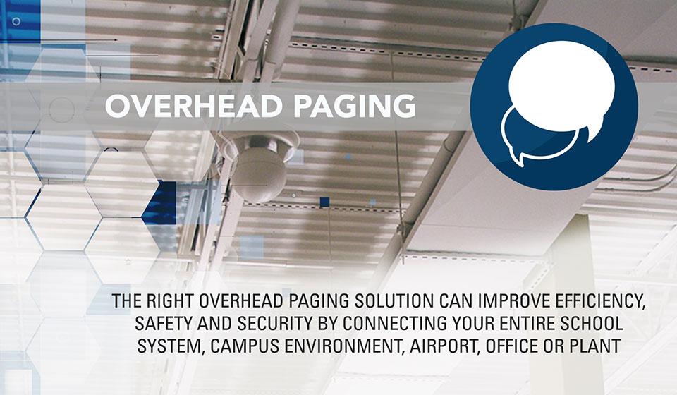 Overhead Paging