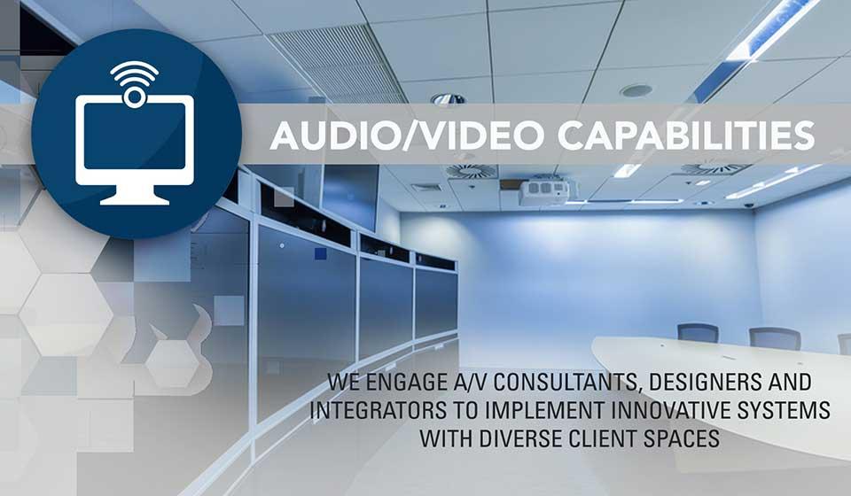 Audio/Video Capabilities