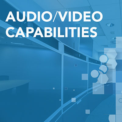 Audio / Video Capabilities