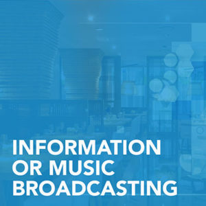 information-or-music-broadcasting